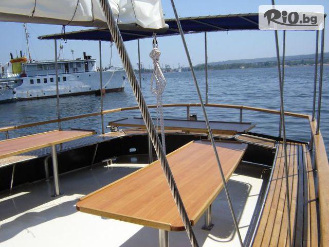 Моторно-ветроходна яхта Орфей  Галерия #7