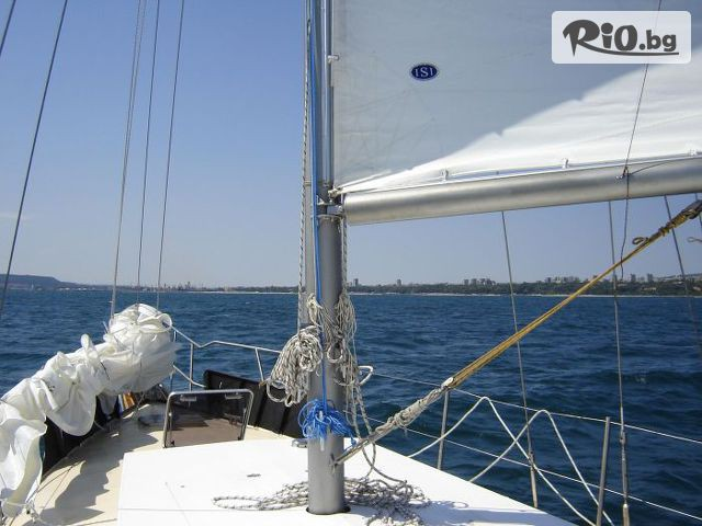 Моторно-ветроходна яхта Орфей  Галерия #9