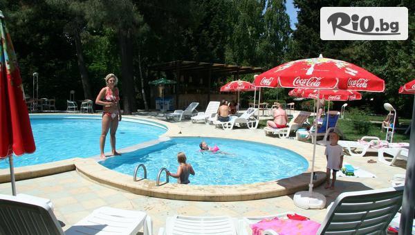 Парк Хотел Оазис 3*, Несебър #1