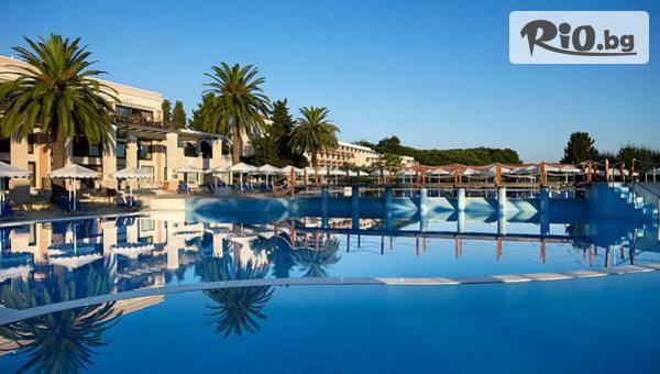 Хотел Roda Beach 5*, остров Корфу #1