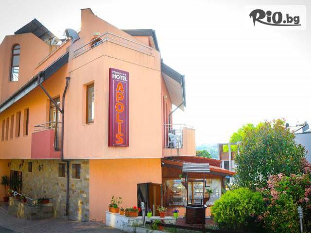 Хотел Аполис Галерия #2