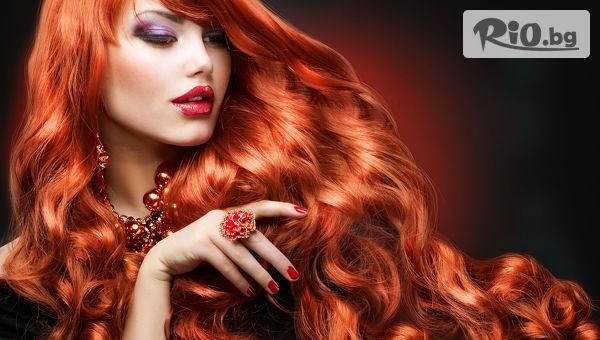 Боядисване на коса, сешоар #1