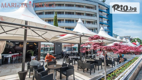 Хотел Мариета Палас, Несебър #1