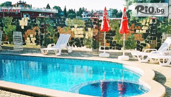 Семеен хотел Маргарита, Кранево #1