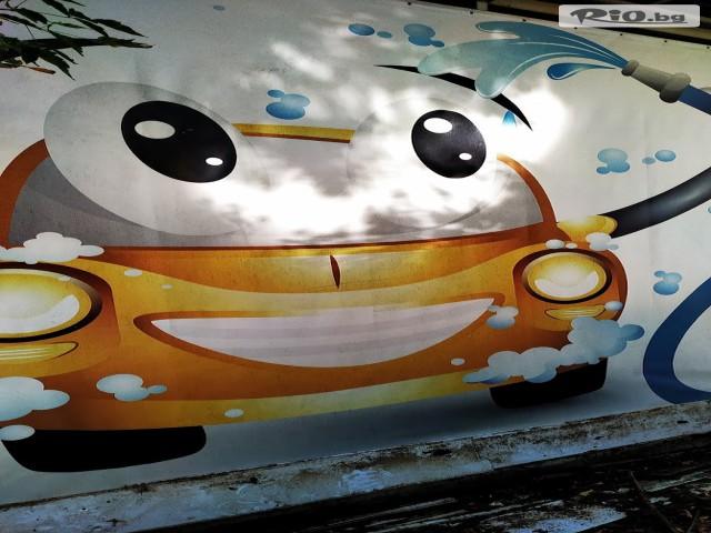 Автомивка Топек Галерия #1