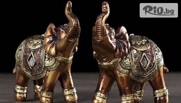 Сувенир 2 слончета #1