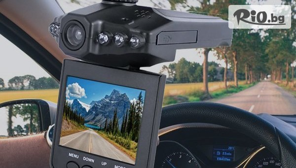 Видеорегистратор за автомобил #1