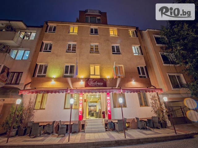 Хотел Виктория Галерия снимка №2