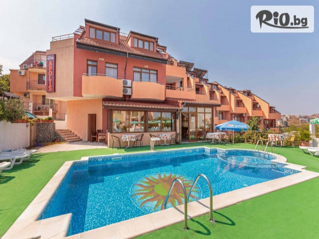Хотел Аполис Галерия #1