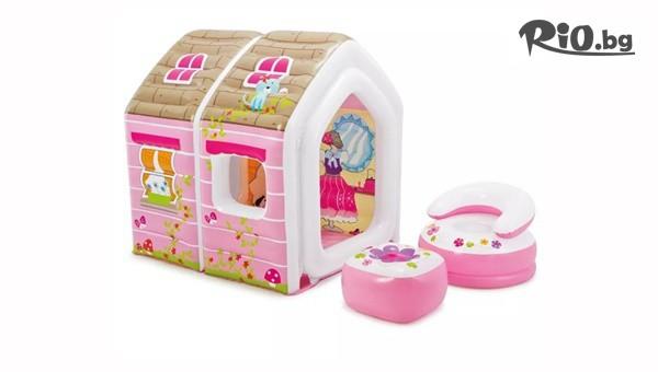 Детска надуваема къщичка #1