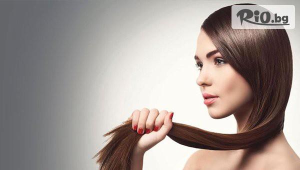 Кератинова терапия за коса #1