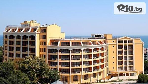 Хотел Континентал, Златни пясъци #1