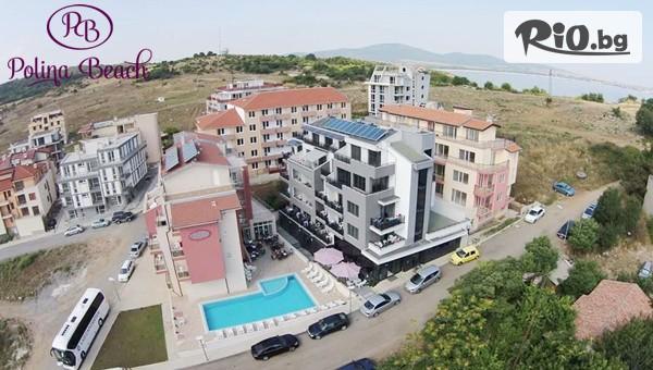 Къща за гости Polina Beach #1