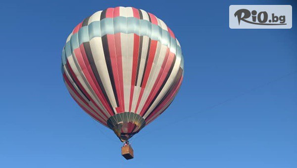 Панорамно издигане с балон #1