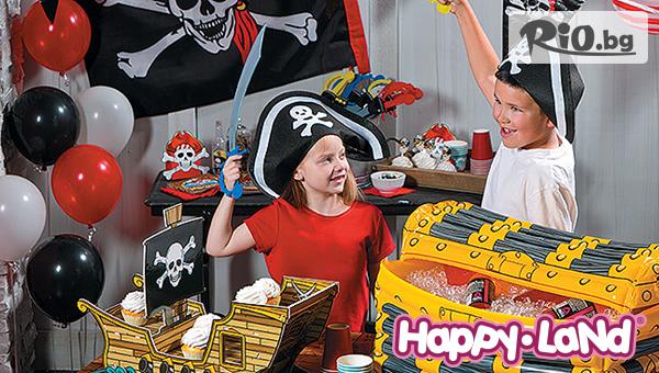 Детски рожден ден в Пиратска зала #1