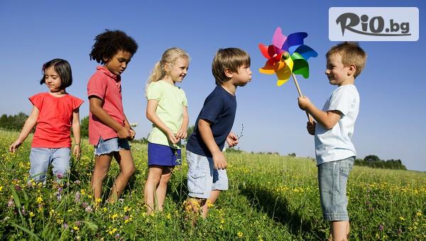 Детски летен лагер #1