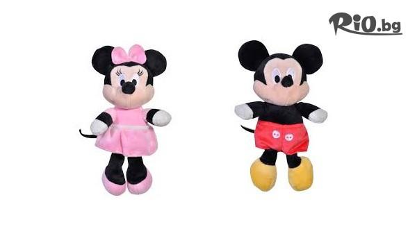 Плюшена играчка Мини или Мики Маус #1