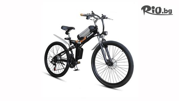 Сгъваем електрически велосипед #1