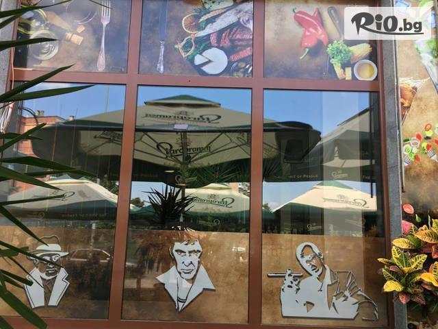 Ресторант Al Capone House Галерия #8