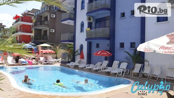 Хотел Калипсо Блу 3*, Приморско #1