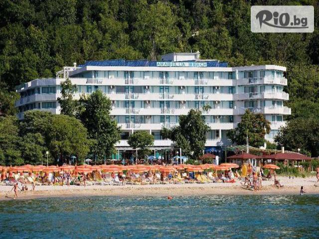 Хотел Арабела Бийч Галерия #3