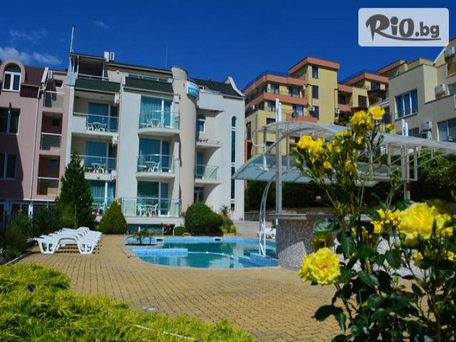 Семеен хотел Африкана Галерия снимка №1