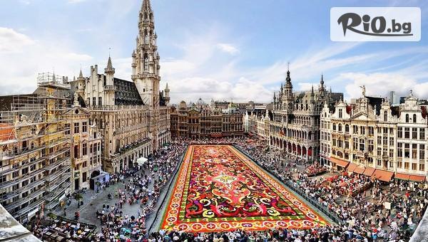 Екскурзия до Брюксел и Париж #1