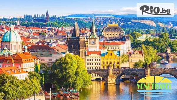 Прага, Братислава и Бърно #1