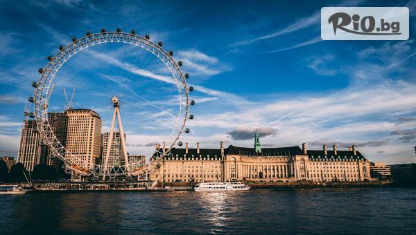 Самолетна екскурзия до Лондон #1