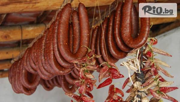 Пегланата колбасица в Пирот #1