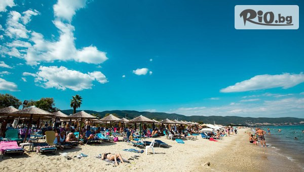 На плаж в Офринио, Кавала #1