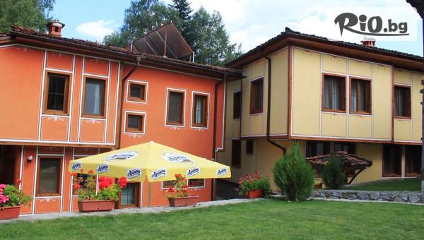 Тодорини къщи, Копривщица #1