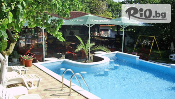 Хотелски комплекс Рай 3*