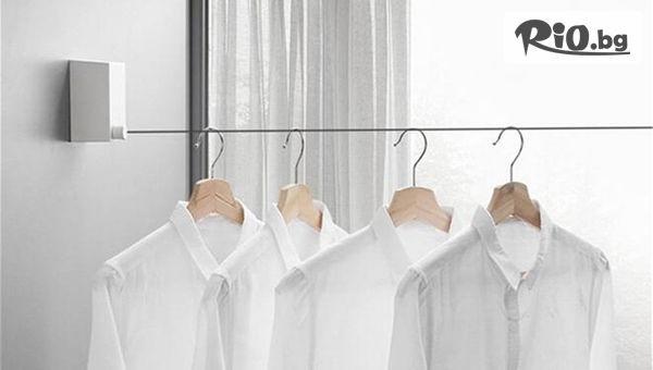 Автоматичен простор за дрехи #1