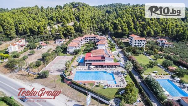 Хотел Bomo Bellagio 3*, Халкидики #1