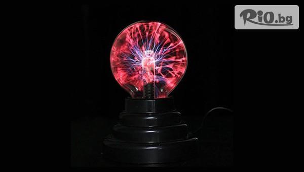 Плазмена лампа #1