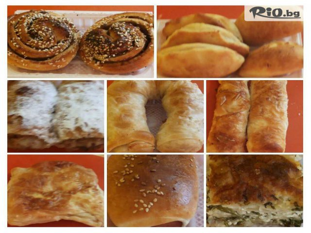 Пекарна Taste It Галерия #11