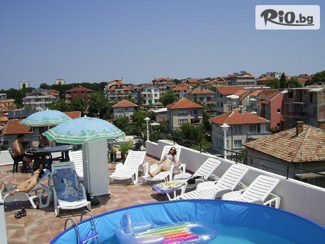 Хотел Кипарис Галерия снимка №2