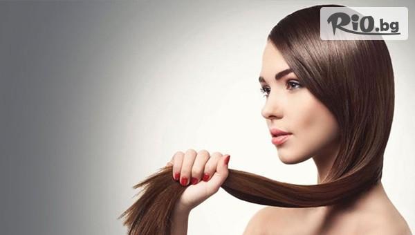 Реконструираща терапия за коса #1