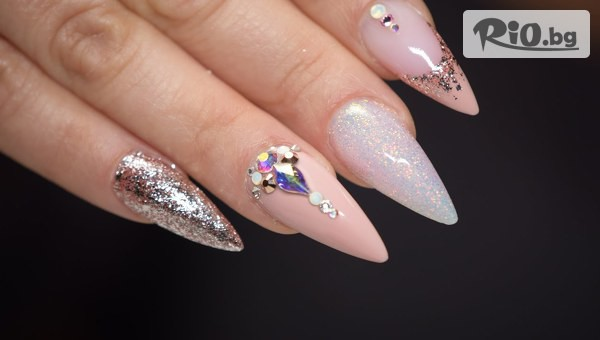 Gergana Edison NAIL ART, салон Abir's Beauty Studio - thumb 3