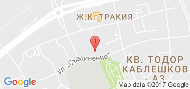 Дентален център Карта
