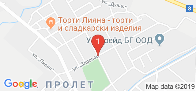 Arsov Image Карта