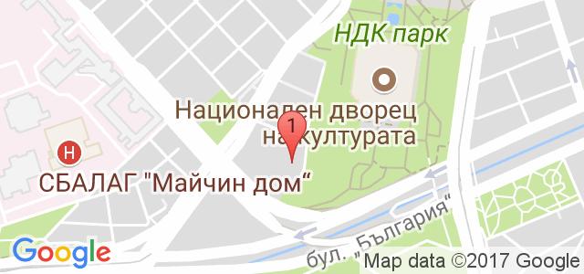 Работилница Deli4i Карта