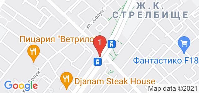 Фотоцентър Фотобутик Карта