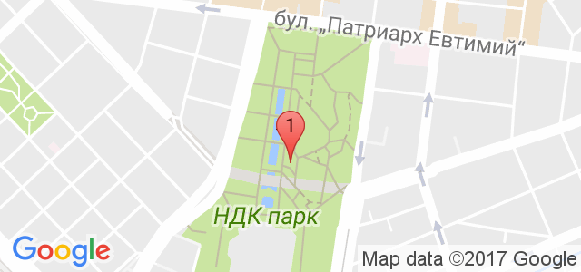 КАЛИАТЕА ДЕНТ ООД Карта