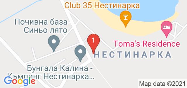 Саут Бийч Хотел Карта