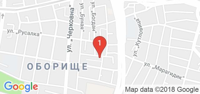 Студио Deja Vu Карта