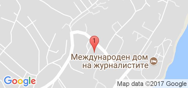 Хотел Темида  Карта