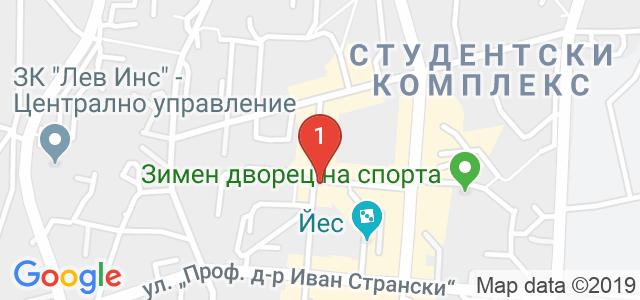 Ресторант Arnold Food Карта