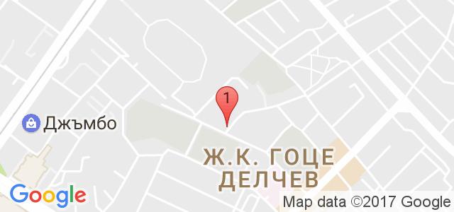 ВАЛЕО ТРАВЪЛ ООД Карта